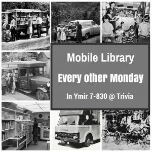 Mobile Mondays - Ymir Trivia @ Ymir