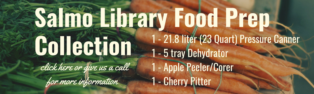 Salmo Library Food Prep Collection